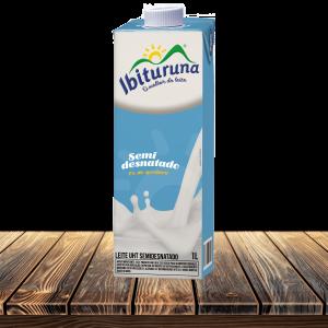 leite desnatado ibituruna
