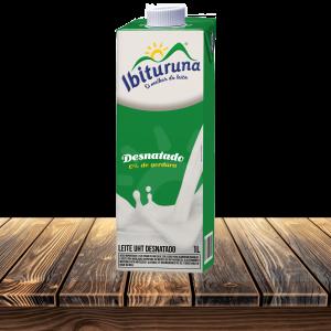 leite semidesnatado Ibituruna